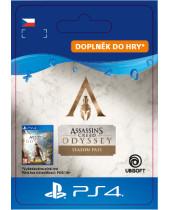 Assassins Creed Odyssey - Season Pass (CZ PSN) (digitálny produkt)