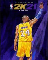 NBA 2K21 Mamba Forever Edition (PC) (DIGITÁLNA DISTRIBÚCIA)