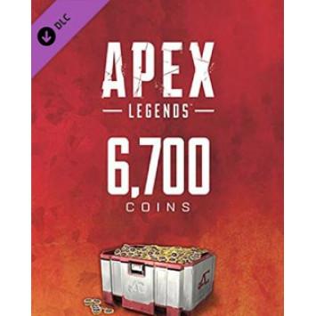 Apex Legends - 6700 coins (PC) (digitálny produkt)