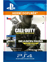 Call of Duty Infinite Warfare - Season Pass (CZ PSN) (digitálny produkt)