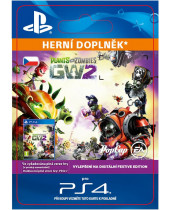 Plants vs Zombies Garden Warfare 2 - Festive Edition Upgrade (CZ PSN) (digitálny produkt)