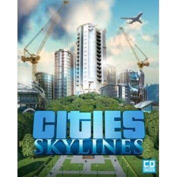 Cities Skylines (PC) (DIGITÁLNA DISTRIBÚCIA)