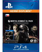 Mortal Kombat X - XL Pack (CZ PSN) (digitálny produkt)
