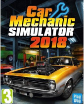 Car Mechanic Simulator 2018 (PC) (digitálny produkt)