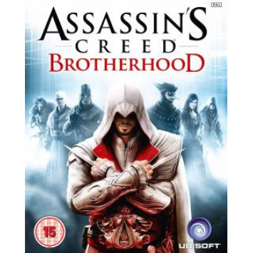 Assassins Creed Brotherhood (PC) (digitálny produkt)