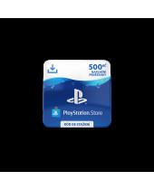PlayStation Network Card (PSN Karta) 500 Kč (digitálny produkt)