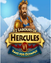 12 Labours of Hercules VI - Race for Olympus (PC) (DIGITÁLNA DISTRIBÚCIA)