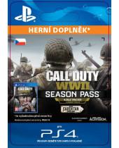 Call of Duty WWII - Season Pass (CZ PSN) (digitálny produkt)