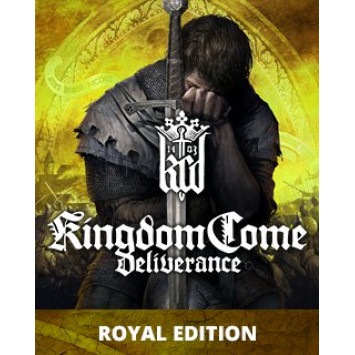 Kingdom Come Deliverance Royal Edition (PC) (DIGITÁLNA DISTRIBÚCIA)