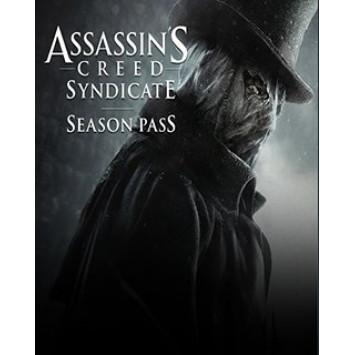 Assassins Creed Syndicate  - Season Pass (PC) (digitálny produkt)