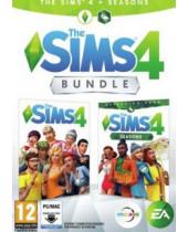 The Sims 4 + Ročné obdobie DLC (PC) (digitálny produkt)