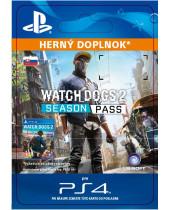 Watch Dogs 2 - Season Pass (SK PSN) (digitálny produkt)