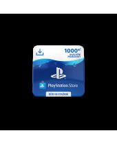 PlayStation Network Card (PSN Karta) 1000 Kč (digitálny produkt)