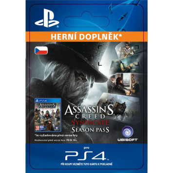Assassins Creed Syndicate - Season Pass (CZ PSN) (digitálny produkt)