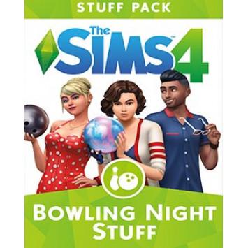 The Sims 4 - Bowlingový večer DLC (PC) (digitálny produkt)