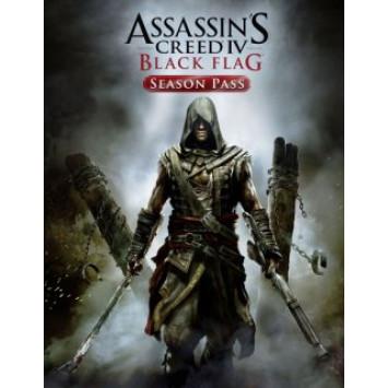 Assassins Creed 4 Black Flag - Season Pass (PC) (digitálny produkt)