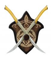 Lord of the Rings replika 1/1 Fighting Knives of Legolas 57 cm