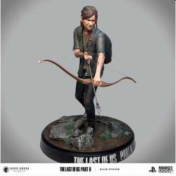 Last of Us Part 2 PVC socha Ellie with Bow 20 cm